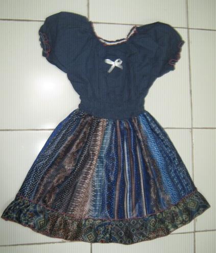 Rok dress anak