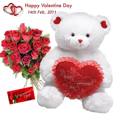 Valentine flowers to india valentine flowers to india for Valentine day gifts flowers