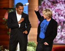 Obama dancing to a good tune