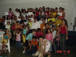 Palestras e Ministrações na  Igreja Batista Betsaida- Macaé - Rio de Janeiro