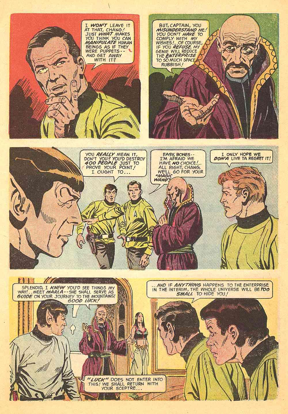 Star Trek (1967) Issue #10 #10 - English 9