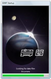 startup gimp