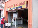 Comida caseira do Raimundo