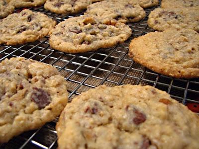 Vicarious Foodie: Urban Legend Cookies