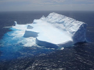 айсберг Антарктика