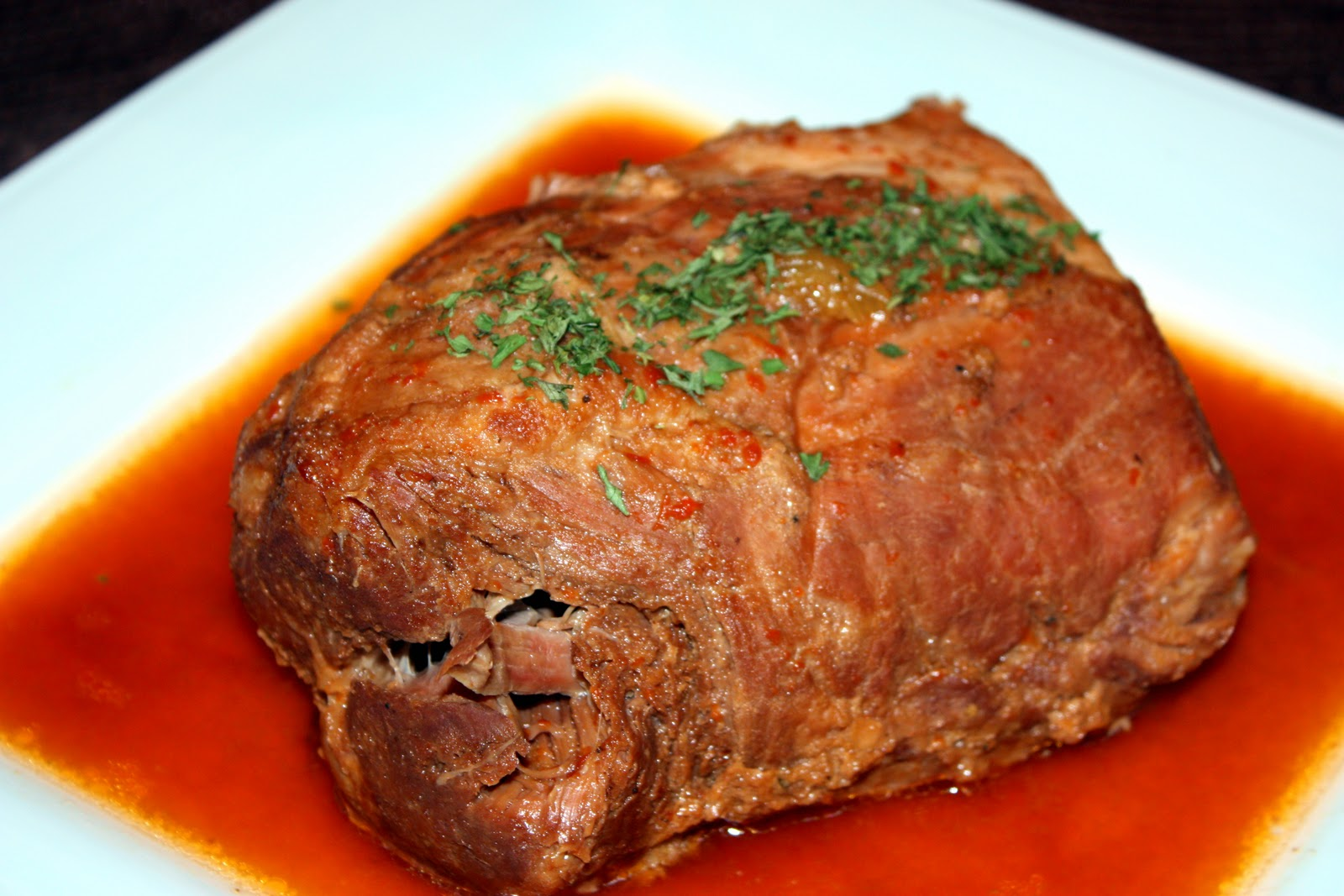 ... My Health: What's for Dinner? (Tangy Slow Cooker Pork Roast