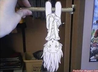 Gambar Anime atau manga keren dan lucu