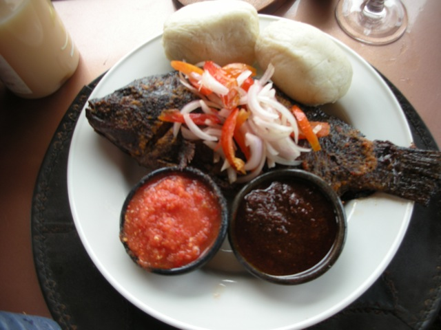 Betumiblog african food bloggers on trends and restaurants for Authentic african cuisine from ghana