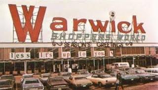 Retro Rhode Island Warwick Shoppers World
