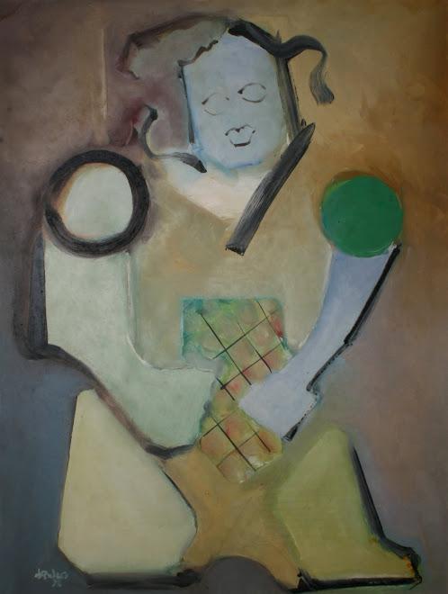 óleo sobre tela (45x60cm)