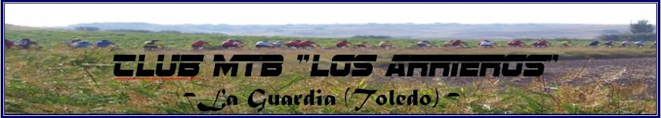 """CLUB MTB """"LOS ARRIEROS"""""""