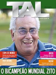 """Edição n.12 """"COPA DO MUNDO"""": ZITO"""