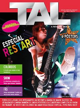 Edição ESPECIAL RESTART. Adquira por apenas R$ 13,79