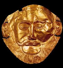 La máscara de Agamenón