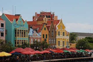 Willemstad capital de Curacao