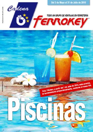 Suministros industriales ferreteria sercomac s a oferta for Oferta piscinas bricomart