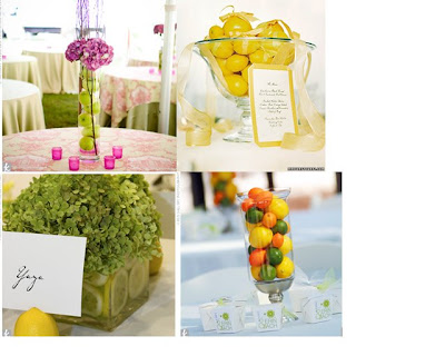 Centerpiece Ideas Fun Creative Place Cards