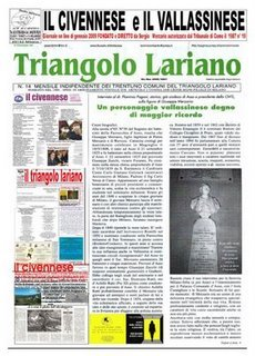 IL CIVENNESE nel Triangolo Lariano del 2001