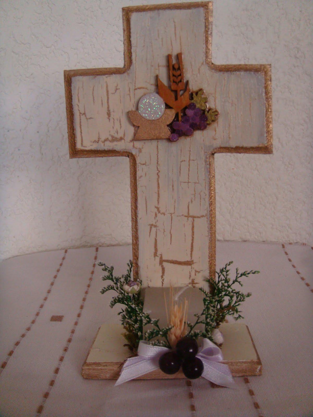 Cruces De Madera Para Primera Comunion