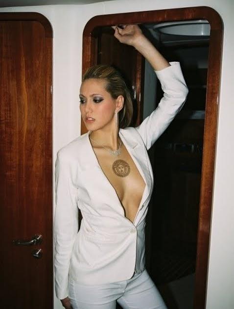 Dyanik Zurakowska Nude Photos 9