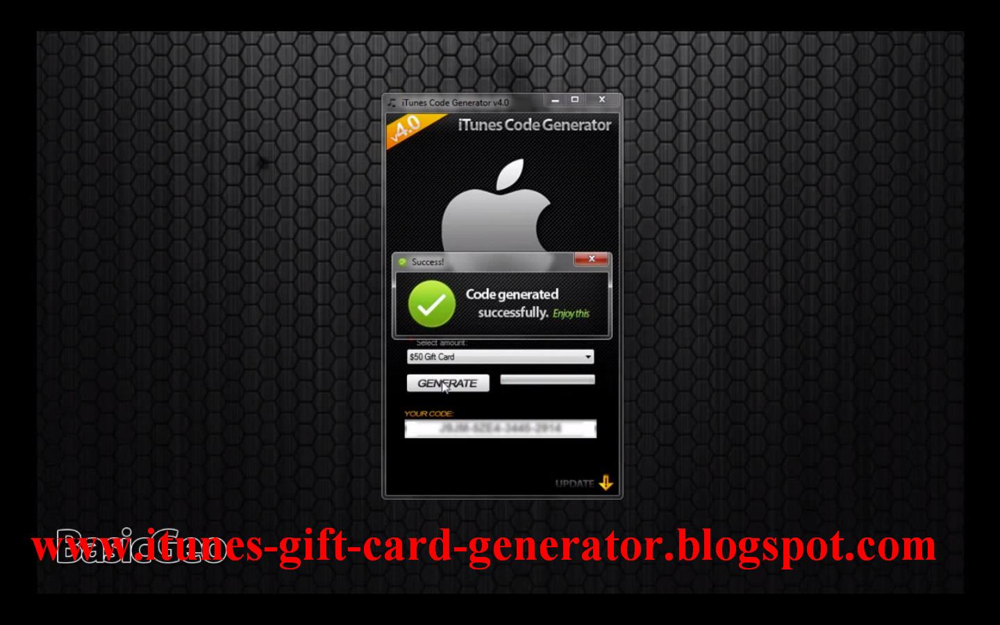Itunes+gift+card+generator