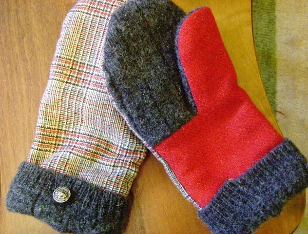 Sewing Mitten Patterns – Images of Patterns