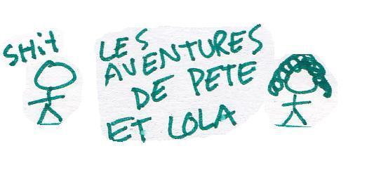 Les Aventures de Pete et Lola
