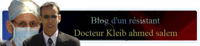 Docteur kleib LE BLOG