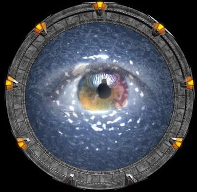LA GHIANDOLA PINEALE Stargate-eye
