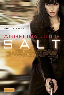 Salt Movie with Angelina Jolie