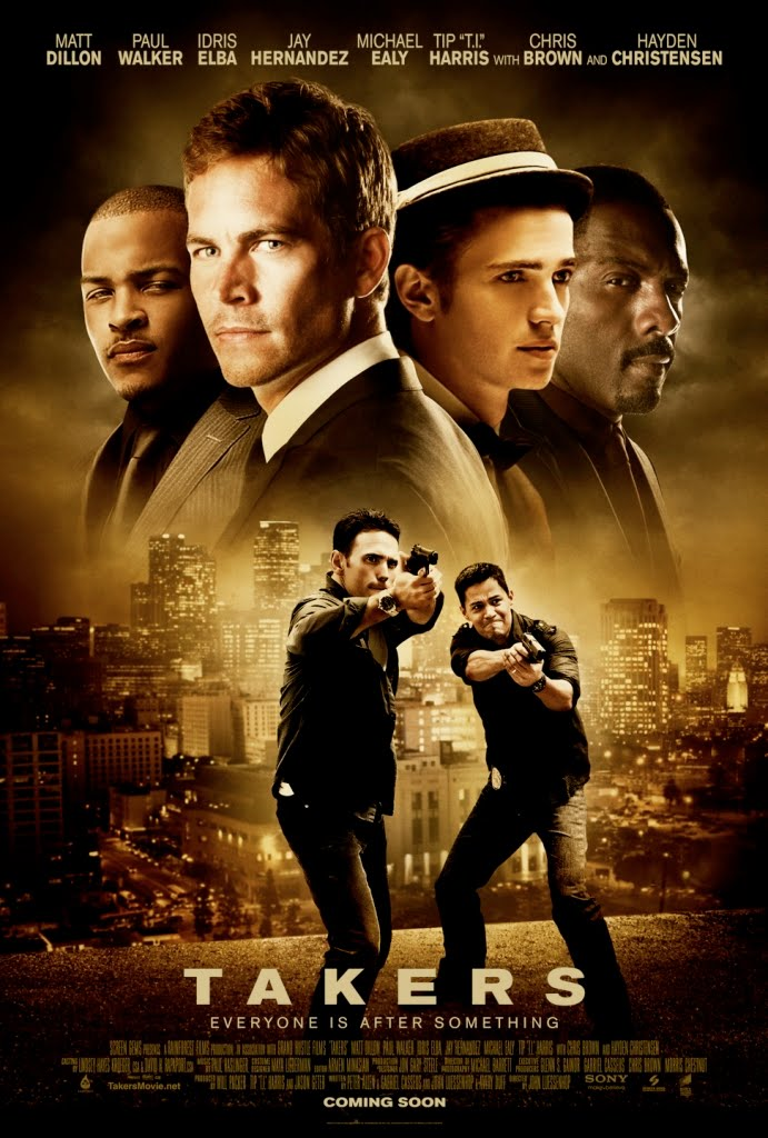 Takers en streaming