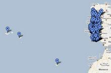 Mapa dos blogues das BE/CR