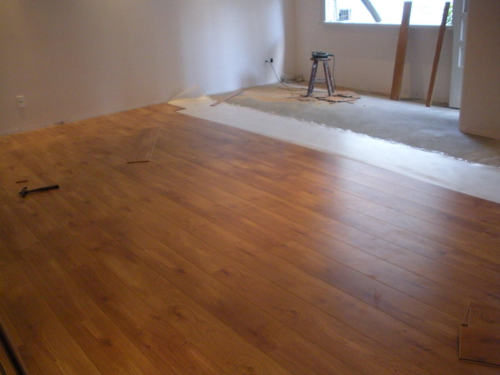 Gleide casa nova mais do piso laminado - Compartir piso en malta ...