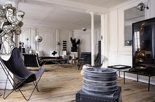 Luxury Classic Designer Frederic Mechiche french interiors