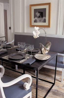 Classic  Designer Frederic Mechiche french interiors