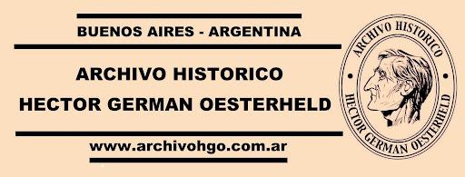 Archivo Histórico Héctor Germán Oesterheld