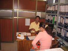 Director Local de Salud