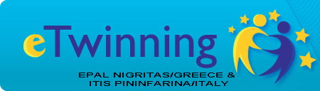 eTwinning Greece - Italy 2008-2010