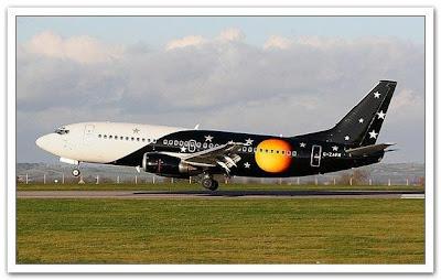 Pesawat pesawat unik di dunia pesawat terbang yang bermotif unik dan