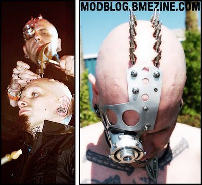 20 Extreme and Strange Body Piercing