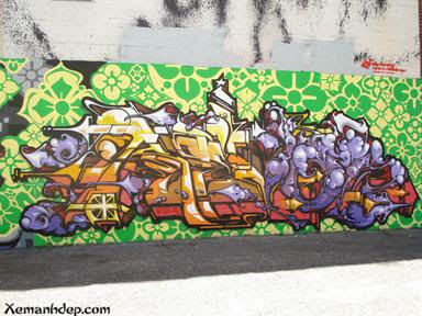 Sweet graffiti art photos
