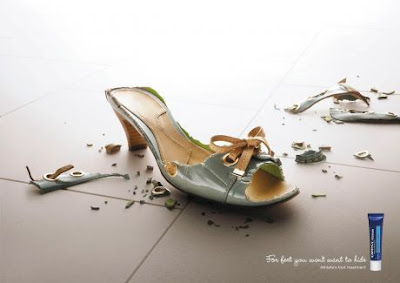 10 Beautiful and Creative Advertisement Seen On www.coolpicturegallery.net