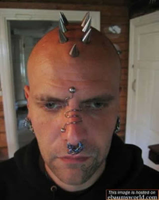 Somethin Odd: 20 Strange Tattoos and Ugly body modifications l Cool Tattoos
