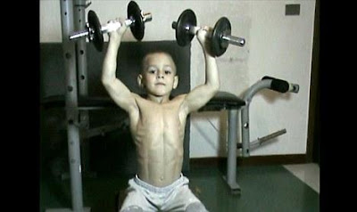 Ls Magazine Child http://smashingmagazine.blogspot.com/2009/10/five-year-old-with-six-pack-child.html
