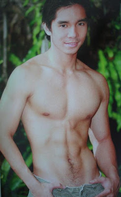 jc de vera bulge also celebrities pinoy