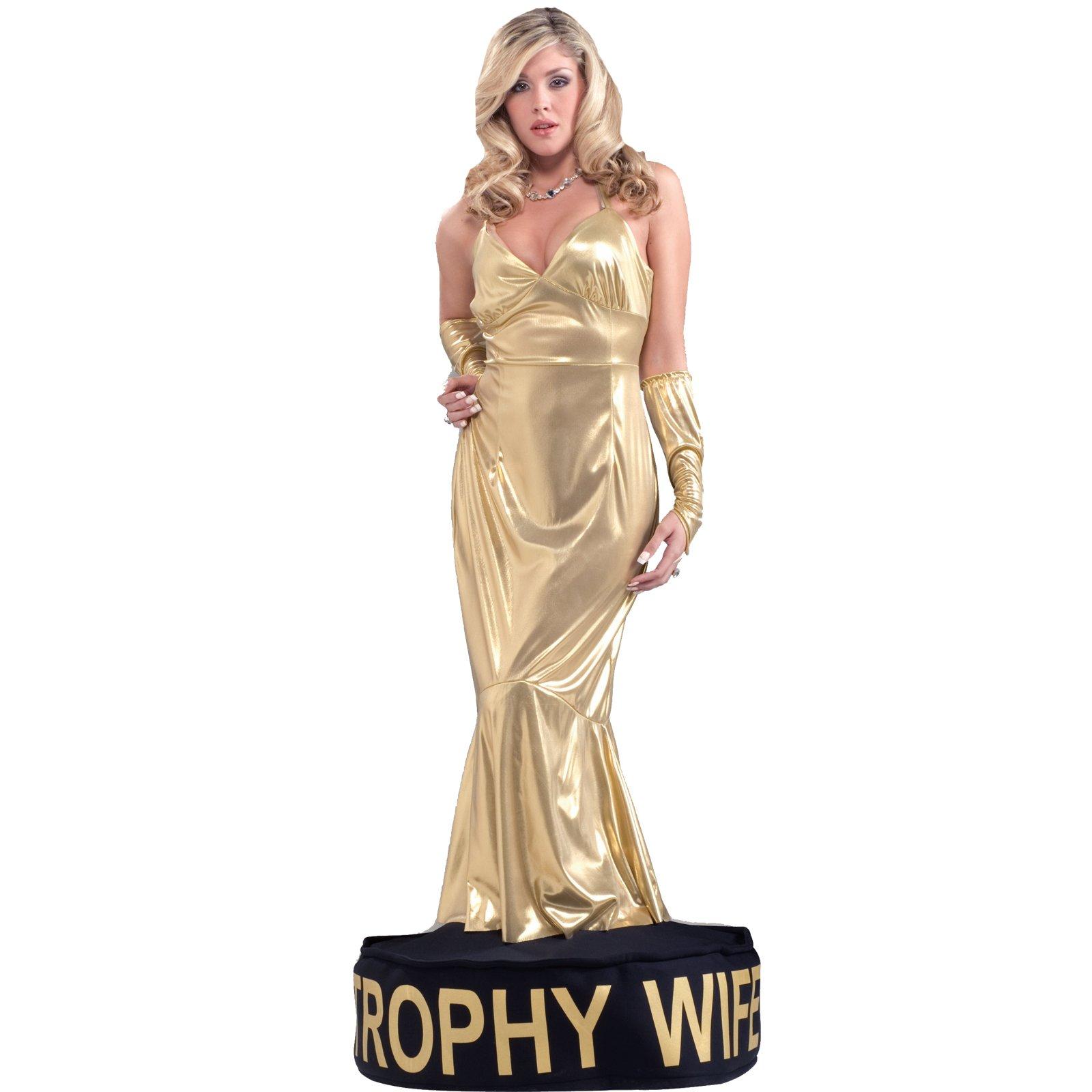 Lebanese Writer: Trophy Wife (Short Story)