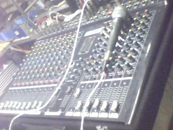 Mixer 16 Chanel CSG