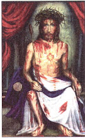 Jesus Wounded by Our Sins