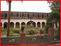 St. Martin de Porres Tomb