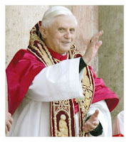 Pope B16